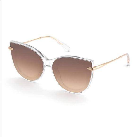 2afe66e69992 krewe Accessories | Laveau Cat Eye Crystal Sunglasses | Poshmark